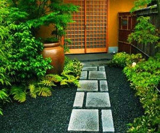 Japanese Garden Designs Small Spaces Ayanahouse