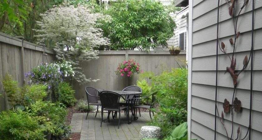 Japanese Garden Designs Small Spaces Side Yards