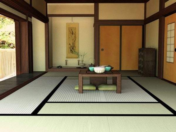 Japanese Home Decoration Living Room