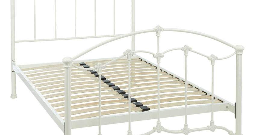 John Lewis Daisy Bed Frame Cream Small Double