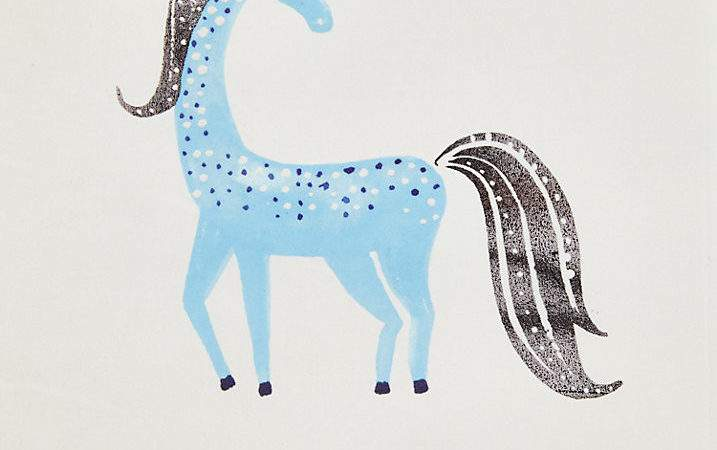 John Lewis Unicorn Charity Christmas Cards Pack