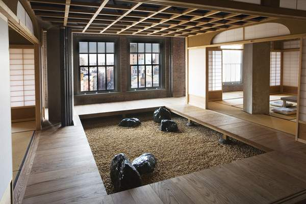 Joinery Structures New York City Loft