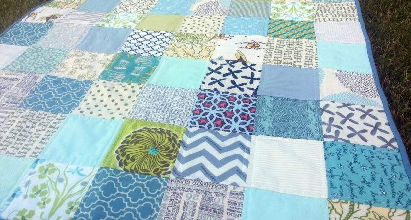 Justice Quilts Crafts Simple Patchwork