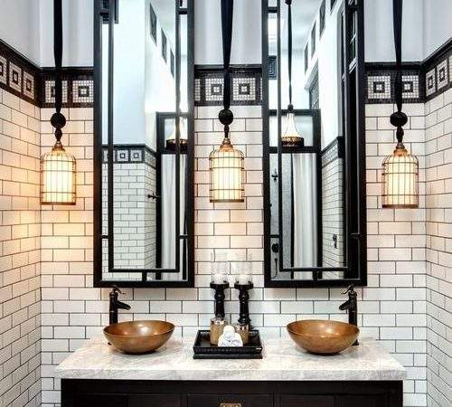Key Design Elements Your Art Deco Inspired Bathroom
