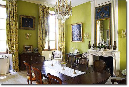 Key Interiors Shinay Romantic Dining Room Design Ideas