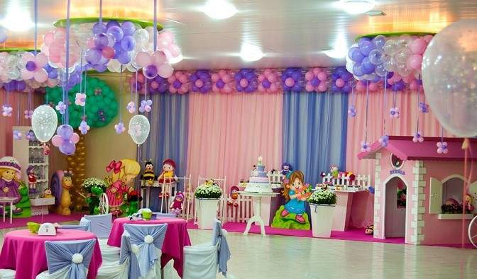 Kids Birthday Decoration Ideas Upcoming Party