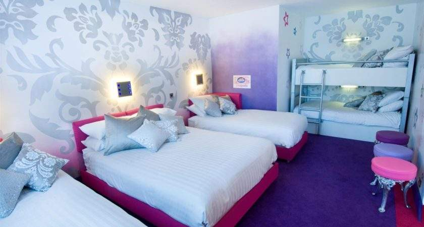 Kids Room Decorate Your Orchid Paint