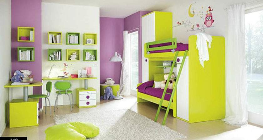 Kids Room Painting Ideas Decoration Colorful