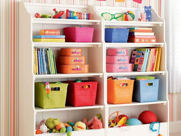 Kids Toy Room Storage Ideas