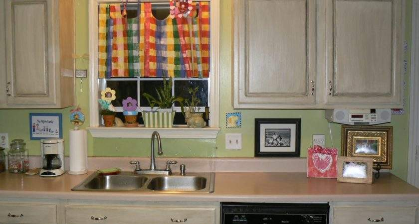 Kitchen Cabinet Makeover Paint Cabinets