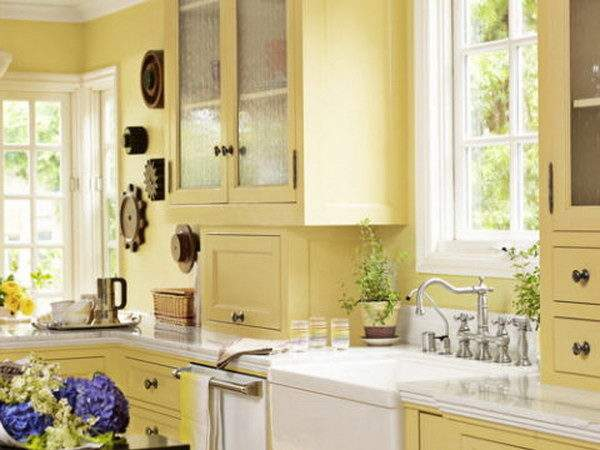 Kitchen Cabinet Paint Colors They Affect Your Mood