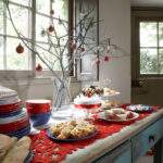 Kitchen Christmas Decorating Ideas Cheer