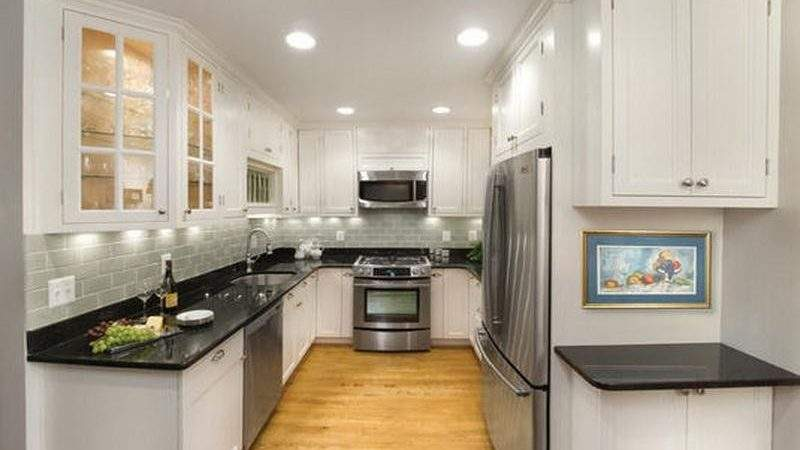 Kitchen Designing Small House