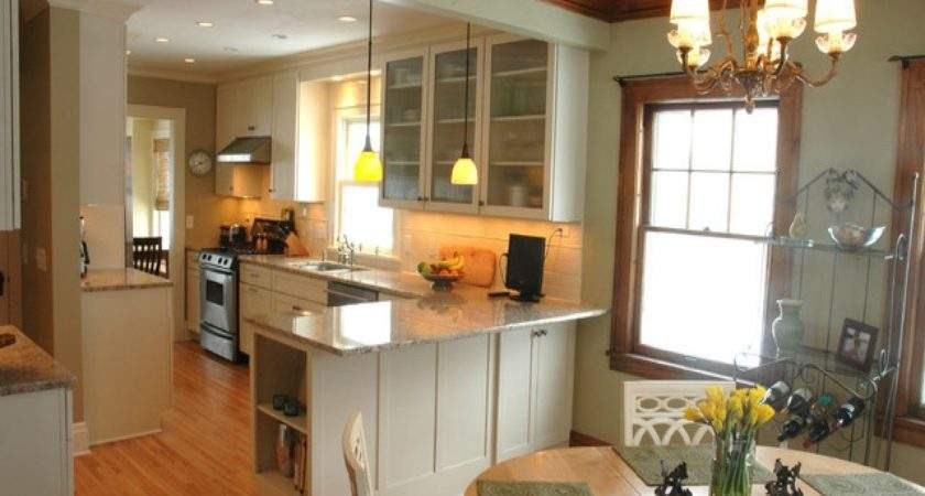 Kitchen Dining Room Designs Small Spaces Gas