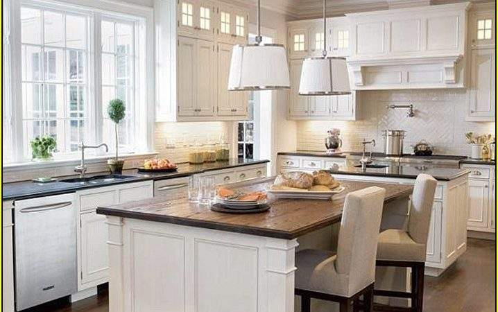 Kitchen Island Breakfast Bar Decor