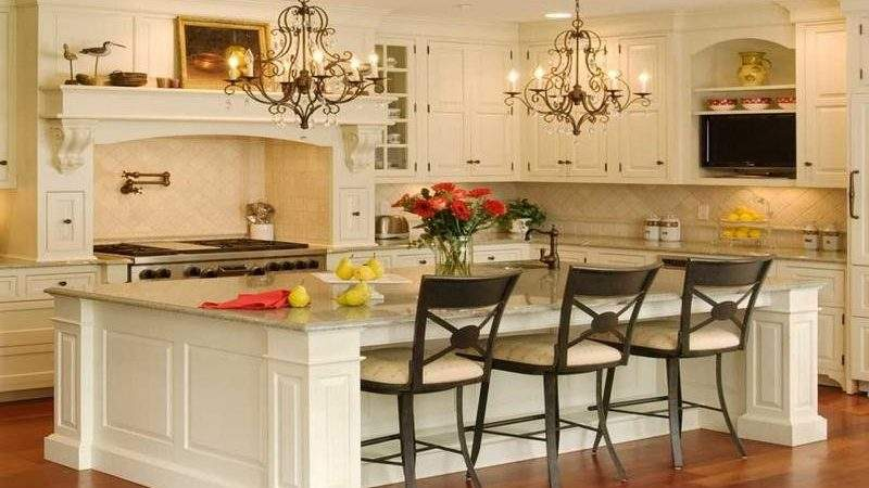 Kitchen Island Breakfast Bar Small