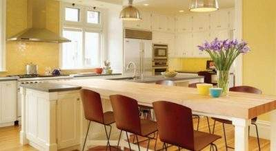 Kitchen Island Dining Table Combo Loving