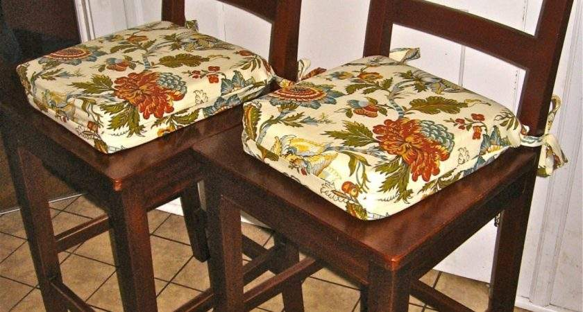 Kitchen Seat Pads Chairs Dazzle Make