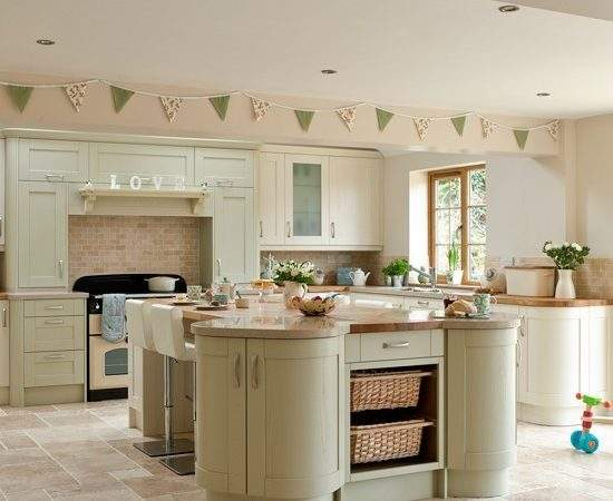 Kitchen Shelving Green Colour Ideas Home