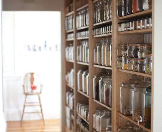 Kitchen Storage Solutions Create Larder