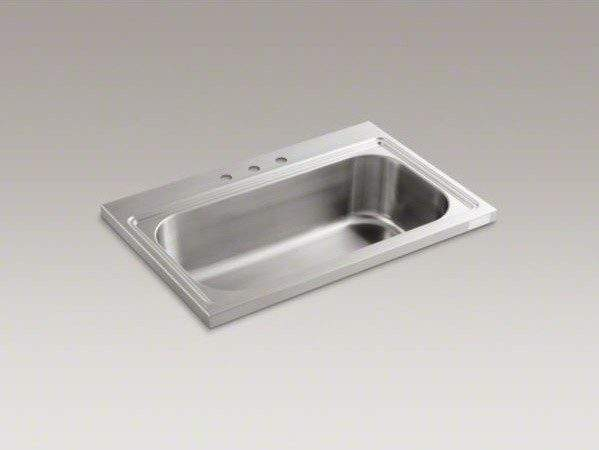 Kohler Pro Tasksink Tile Flush Mount Single Bowl