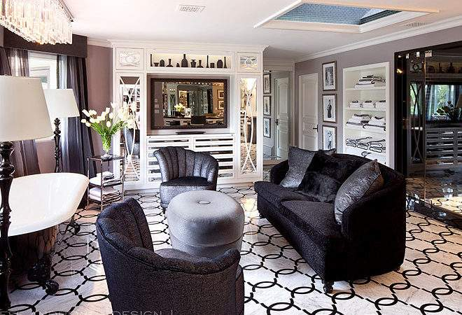 Kris Jenner Los Angeles Home Tour People