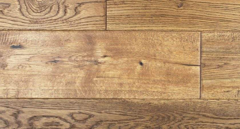 Lacquered Wheat Solid Oak Wood Flooring