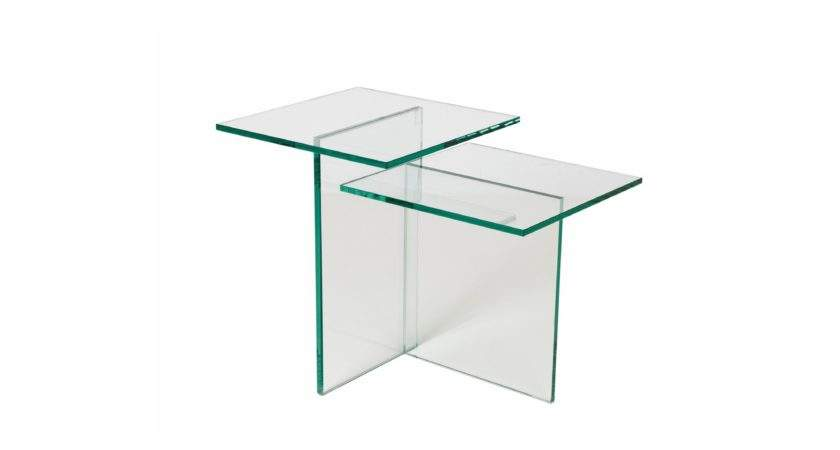 Lamp Table Glass Side Tables Cookes Furniture