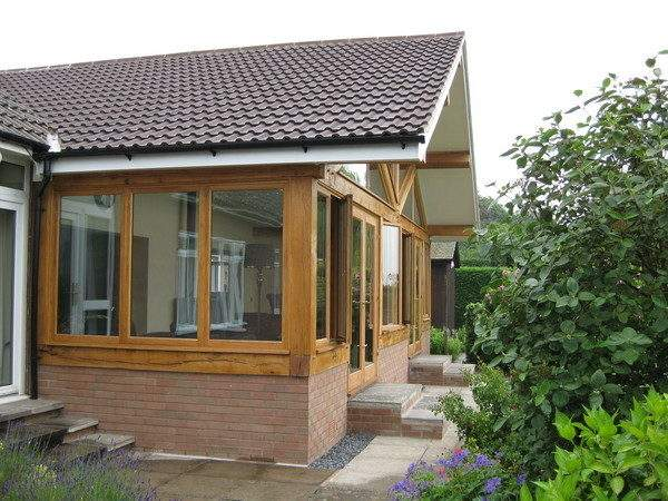 Large Extension Building Project Builders Shrewsbury