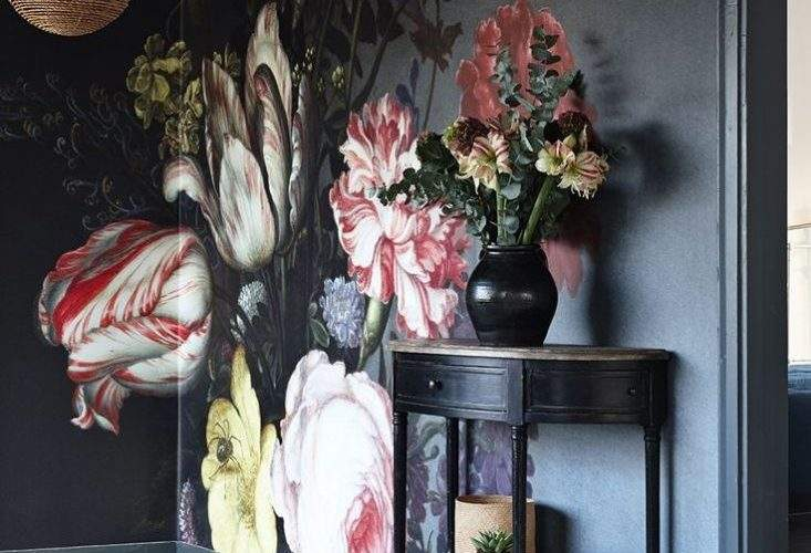 Large Floral Home Decorating Trends Homedit