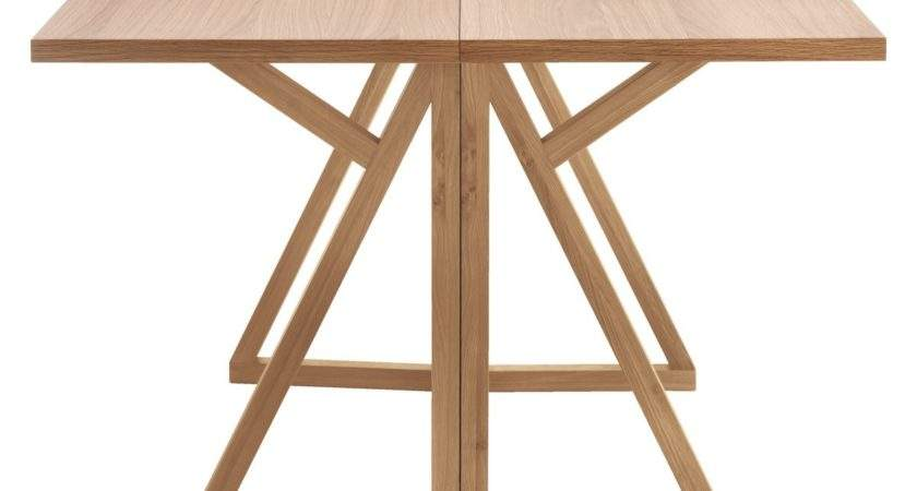 Large Folding Dining Table Designs