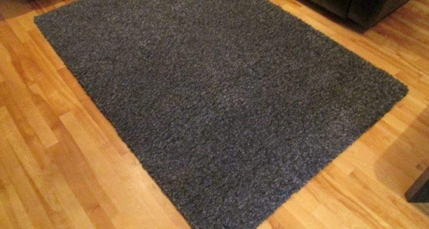 Large Grey Noelia Shaggy Rug Colours Range