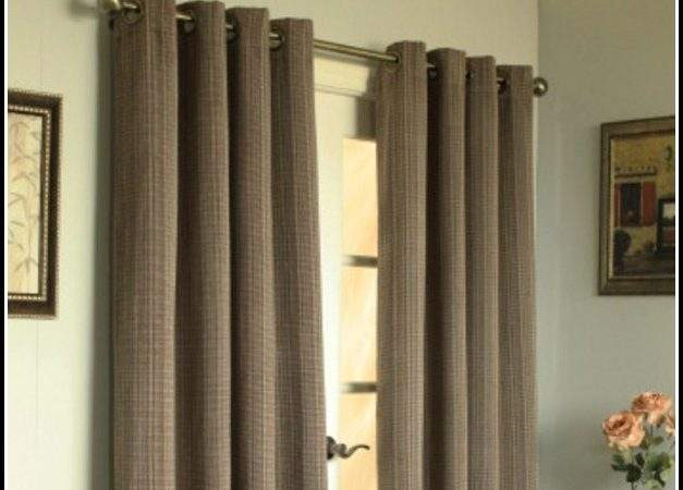 Large Grommets Shower Curtains Home