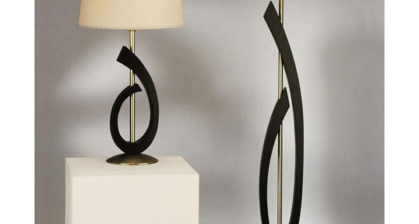 Large Table Lamps Living Room Lighting