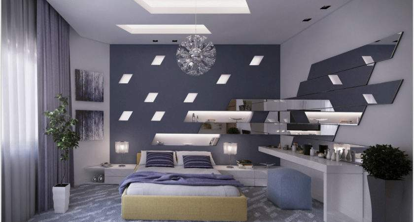 Latest Ceiling Designs Bedroom Home Combo