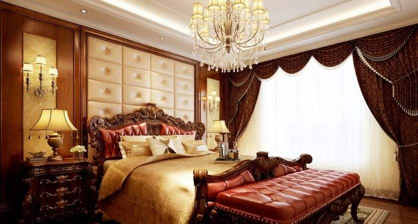 Latest Interior Desing Neoclassical Bedroom House