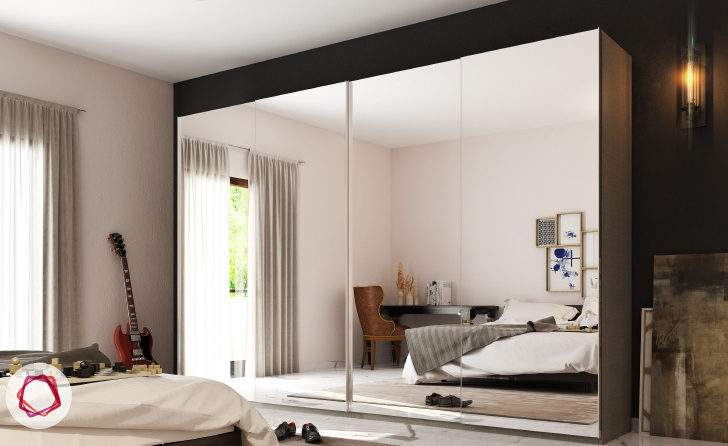 Latest Wardrobe Designs Small Indian Bedrooms