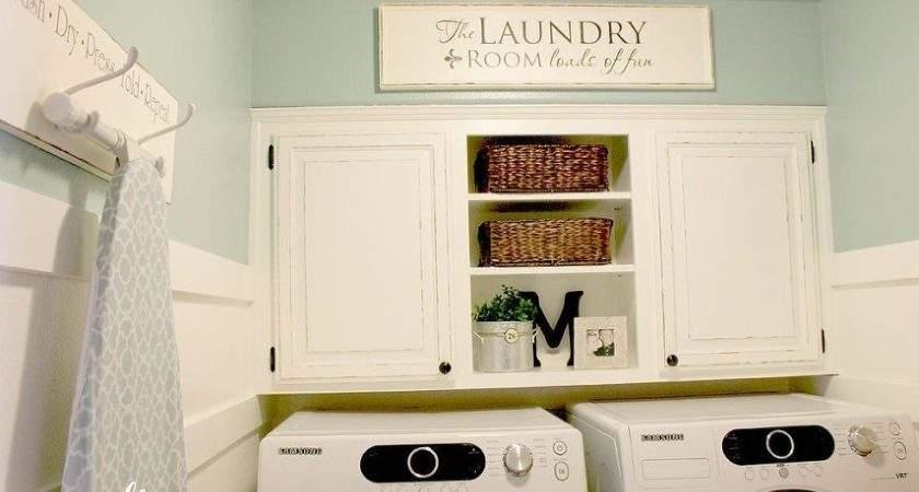 Laundry Room Ideas Decoration Organization
