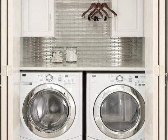 Laundry Room Storage Solutions Small Rooms Fif Blog