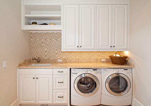 Laundry Room Upper Cabinets Modern Home Exteriors
