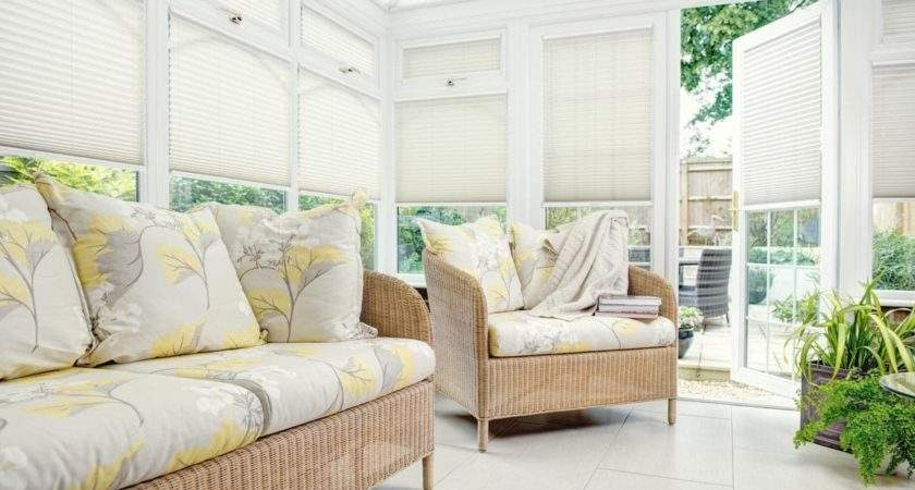Laura Ashley Conservatory Blinds Thomas Sanderson