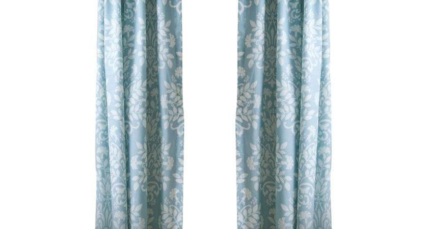 Laura Ashley Home Rowland Breeze Curtain Panels Reviews