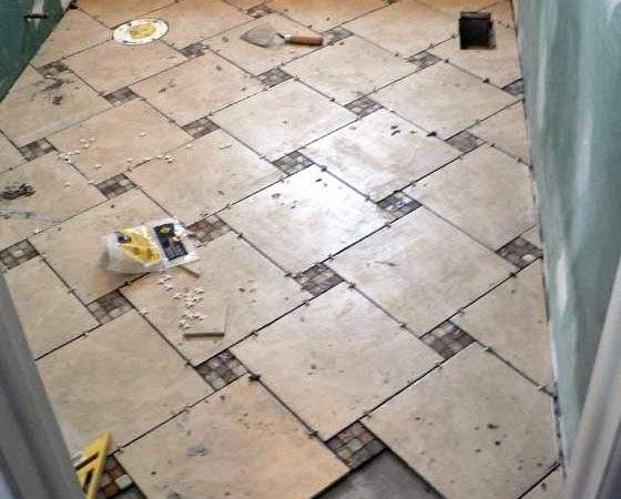 Lay Tile Design Ideas
