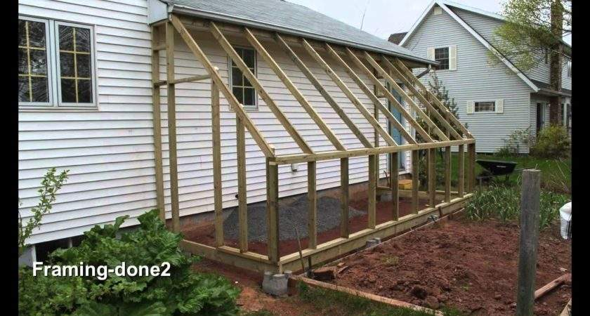 Lean Greenhouse Home Design