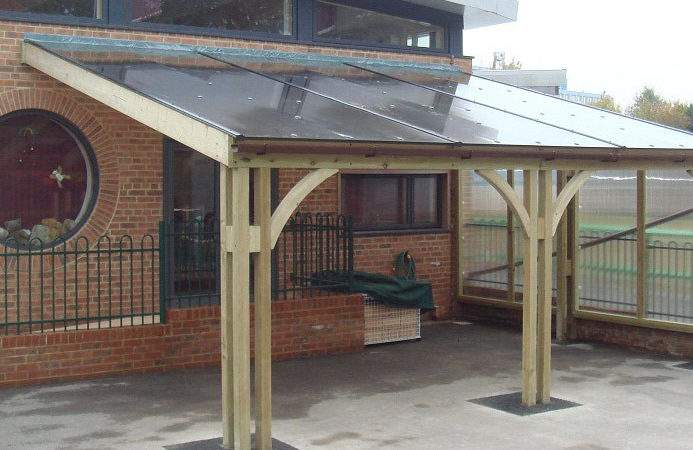 Lean Shelter Outdoor Places