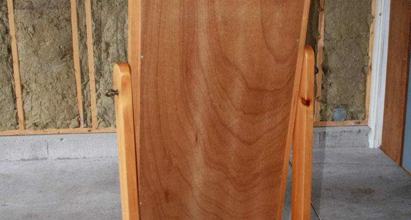Length Knotty Pine Mirror Bargainsgalore
