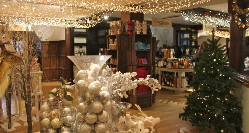 Liberty Christmas Shop Peanut Buttered