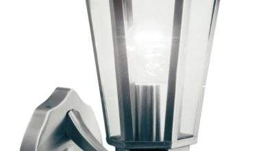 Lights Newport Outdoor Wall Light Stainless