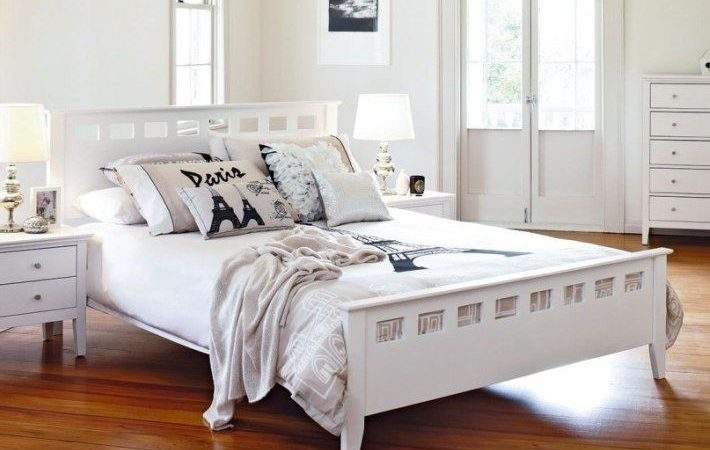 Lillie Queen Bed Frame Haus Mobel Harvey Norman