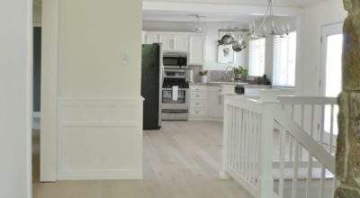Livelovediy Our New White Washed Hardwood Flooring